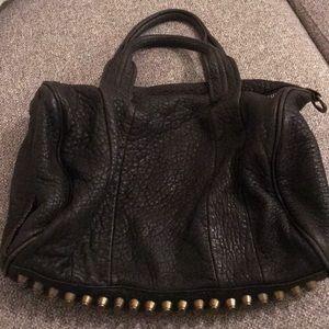 Alexander Wang Bags - alexander wang | pebbled lambskin rocco bag